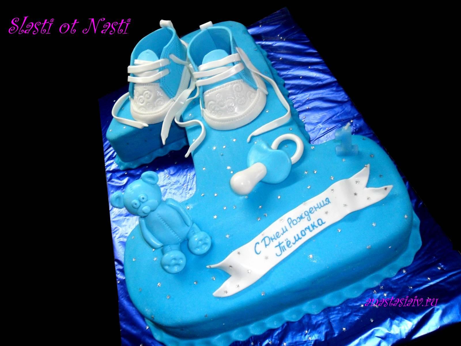 Торт Единичка для маленьких принцесс рецепт с фото 48
